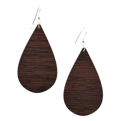 Wenge Teardrop - Grace and Wood Co.