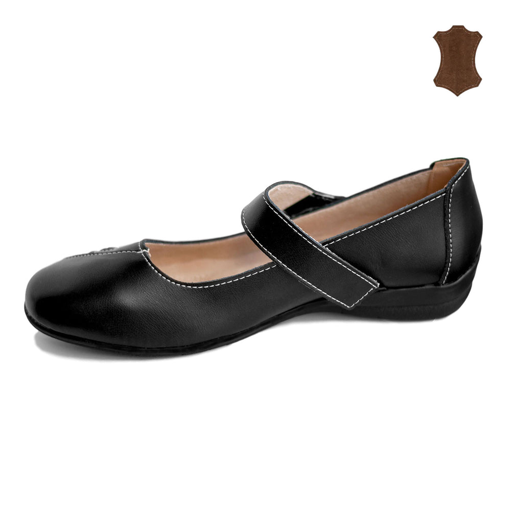 ... Chaussures Femme Babies Ballerines Cuir Grande Taille 41 42 43 44 ... fbe982702f07