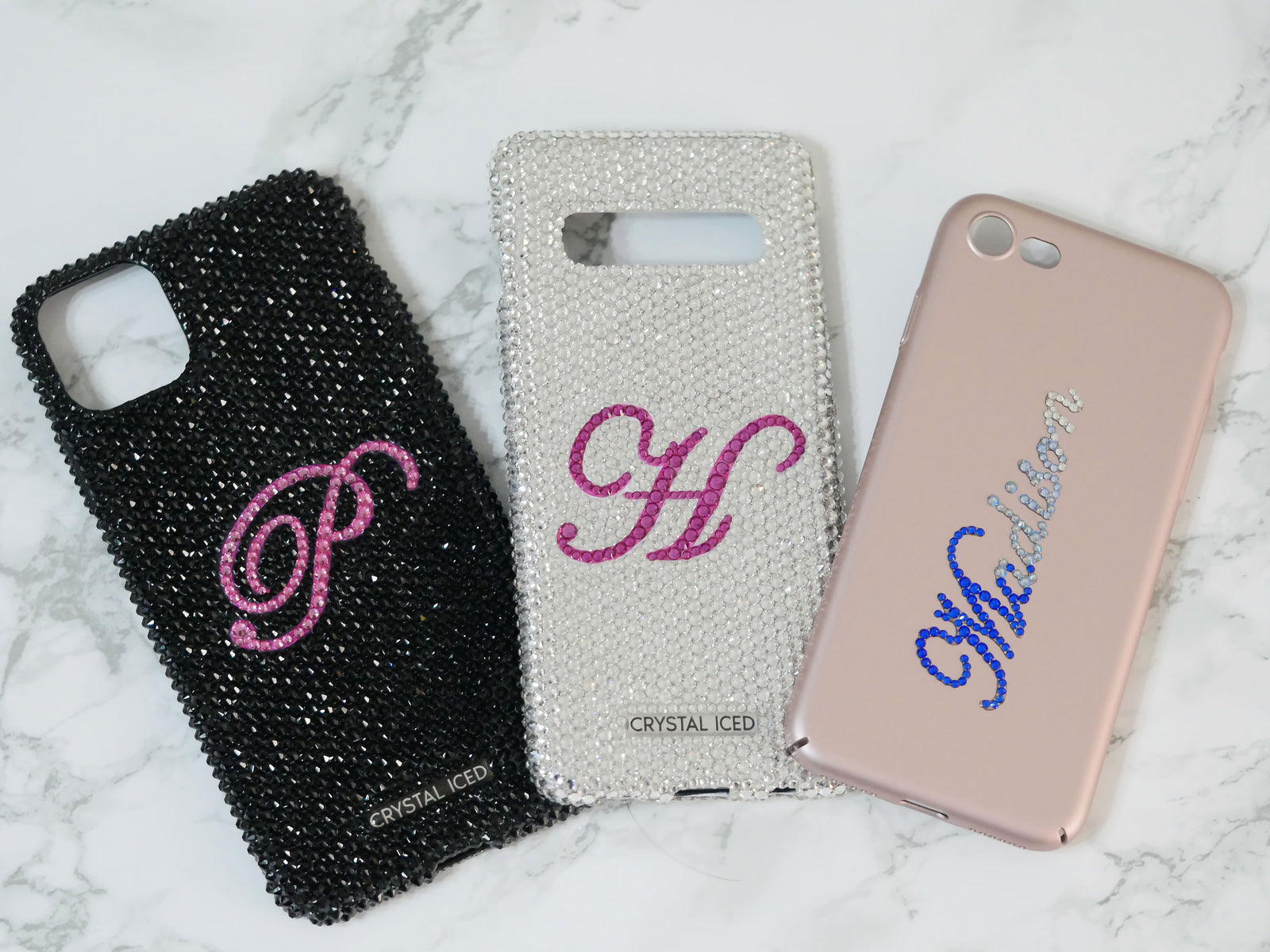 Huawei Mobile Phone Swarovski Crystal Cases