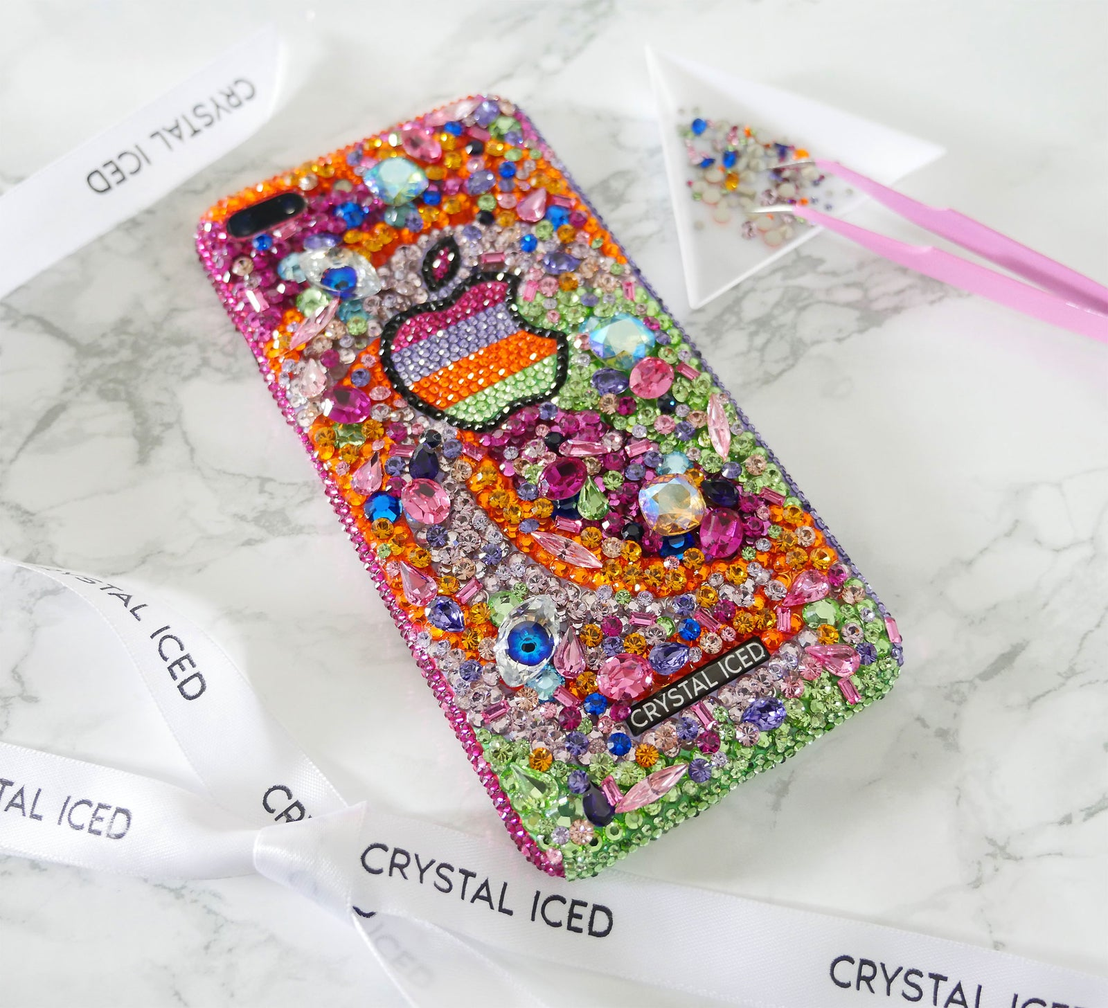 Apple iPhone 5C Swarovski Crystal Cases
