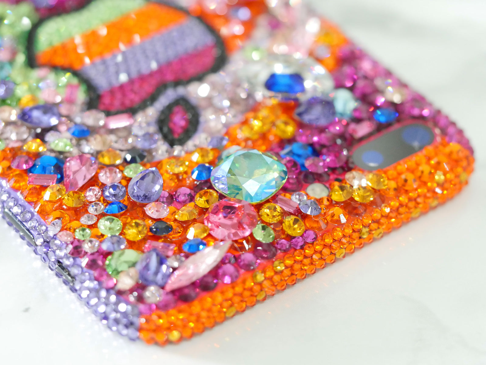 Apple iPhone 7 PLUS Swarovski Crystal Cases
