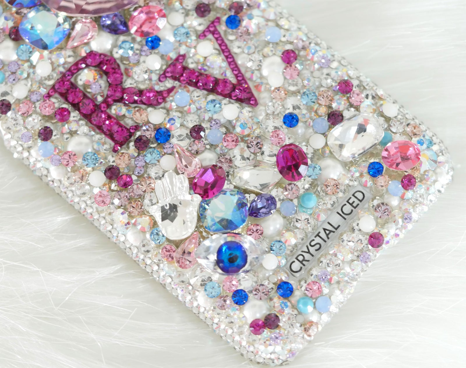 Samsung Galaxy S9 Swarovski Crystal Cases