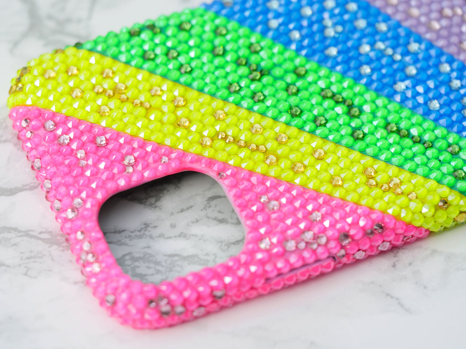 Apple iPhone 12 Pro Max Swarovski Crystal Cases