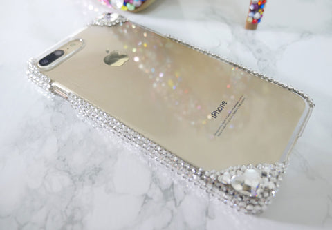 timeless design 456be d3d29 Crystal Iced : Samsung Galaxy Note 8 Swarovski Crystal Covered Cases
