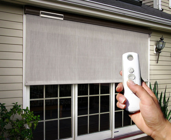 Motorized Solar Shades Buy Online Amp Save From