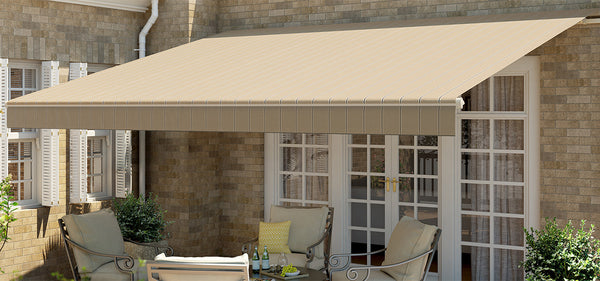 Motorized, Retractable Awnings | Buy Online from ...