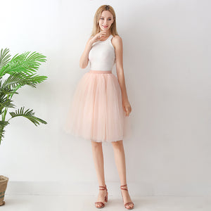 'Petticoat Lane' Divine 6 Layer Tulle Skirts