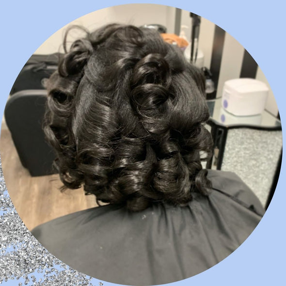 Silk press and hair growth specialist located in duluth georgia