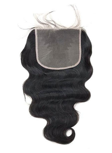 beauty unleashed raw 6x6 lace closure