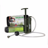 Portable Outdoor Lightweight Water Filter Purify Pump