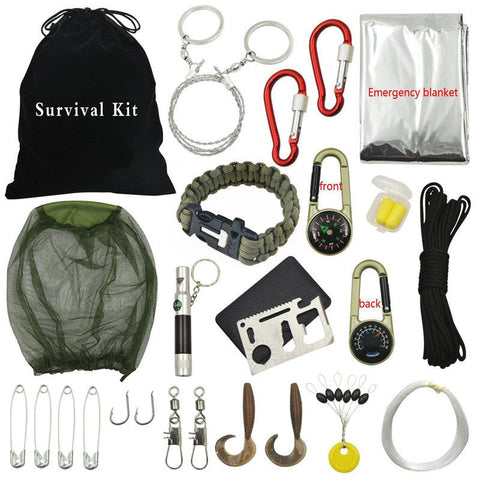 Safurance Outdoor Survival Tools Set