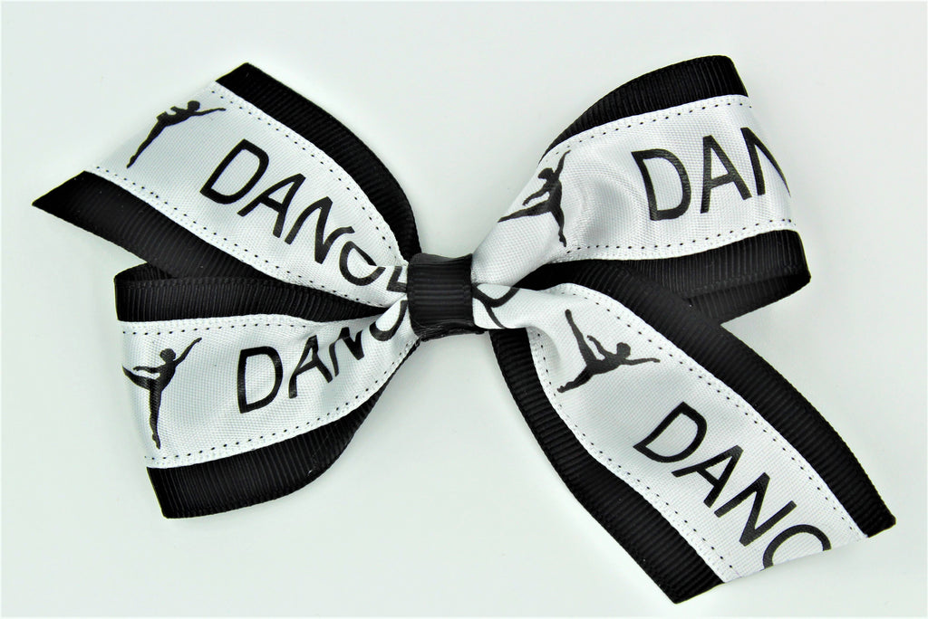 Boutique Hair Bow - Dancer