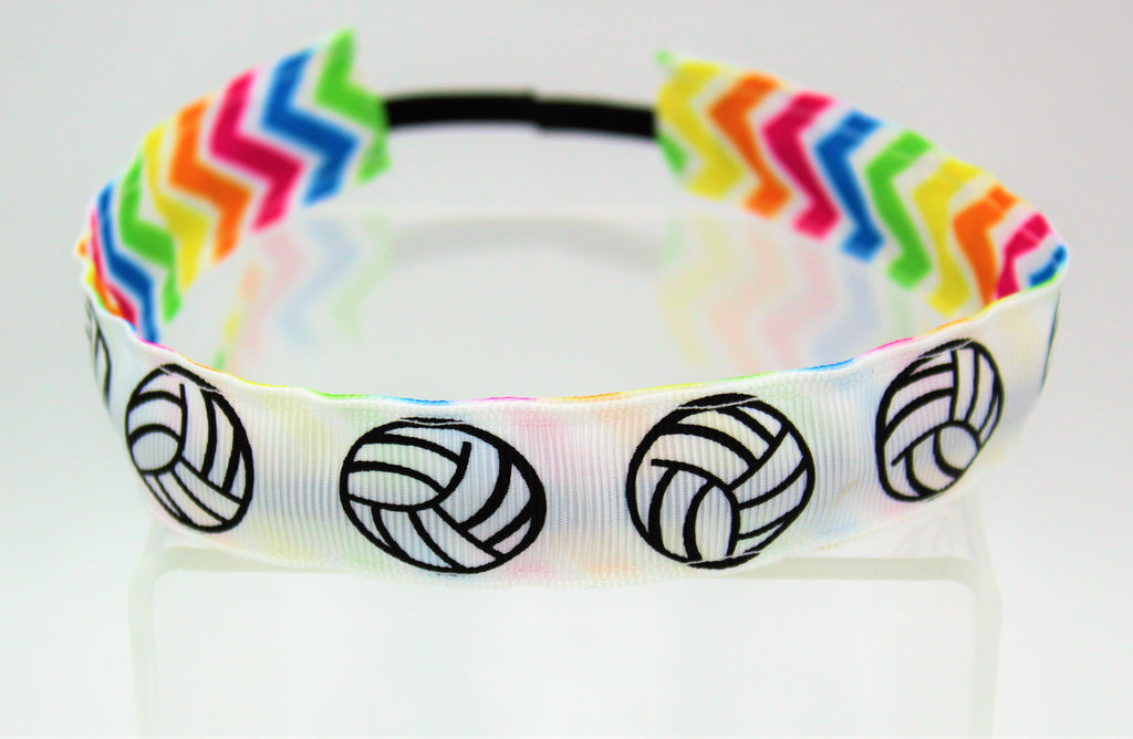 volleyball accessories, headband, team gift, volleyball headband, missy moo designs, wholesale accessories