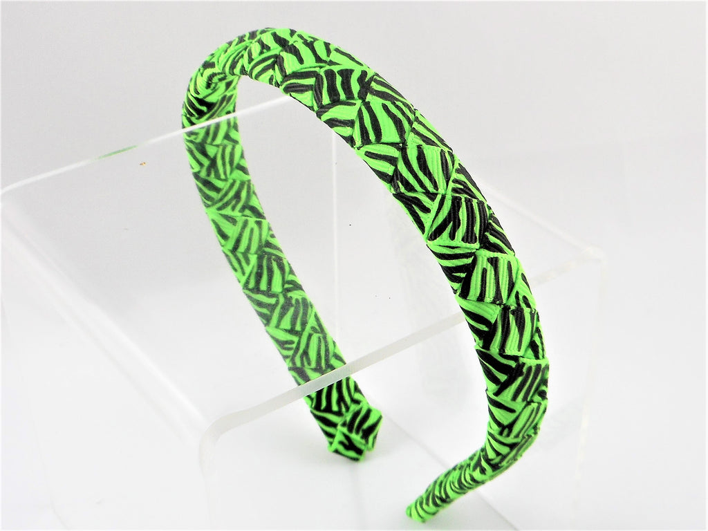 zebra print, zebra print headband, zebra headband, missy moo designs, wholesale accessories