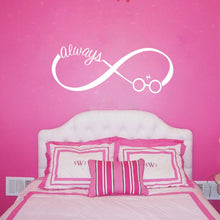 Harry Potter Infinity Wall Vinyl Sized for Home/Auto - That New Trend