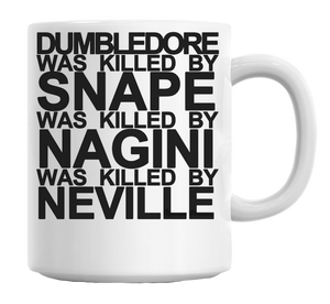 "Wizards ""Killed By"" Mug - That New Trend"
