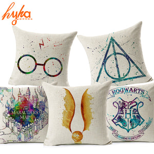 Harry Potter Decorative Pillows - That New Trend