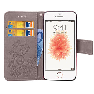 Iphone Wallet Phone Case Engraved ( Leather ) - That New Trend
