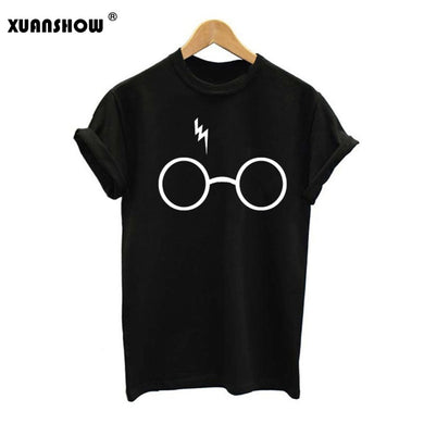 Harry Potter Glasses n' Bolt Tee - That New Trend