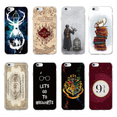 Harry Potter Graphic Phone Cases (iPhone) - That New Trend
