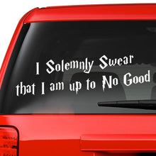 "Harry Potter ""Up To No Good"" Auto/Home Vinyl Sticker - That New Trend"