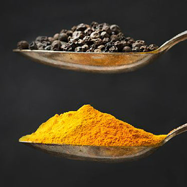 Turmeric and Pepper - Busting the Myth