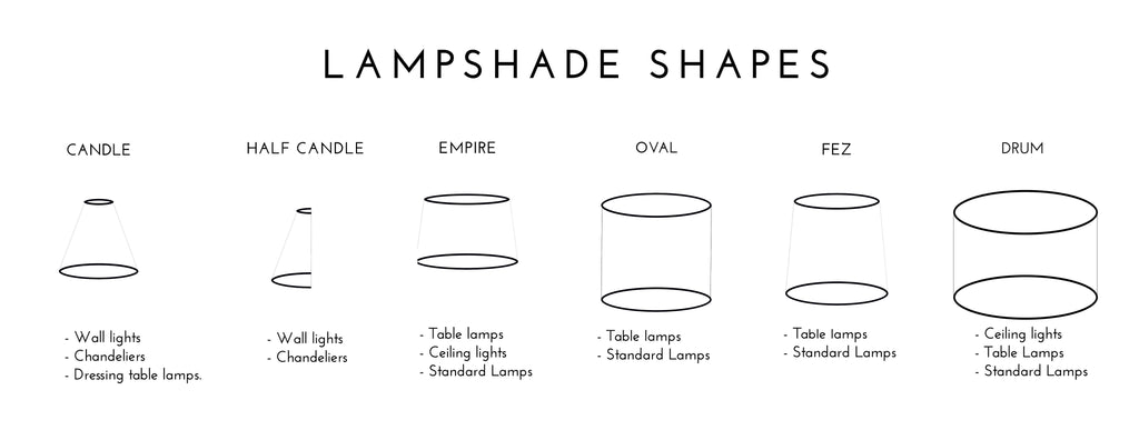 lampshade-shapes