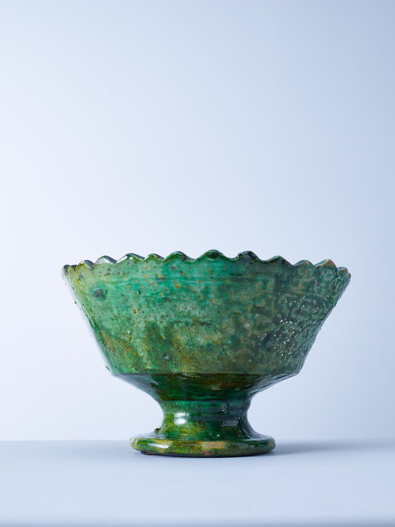 Small Decorative Tamegroute Bowl