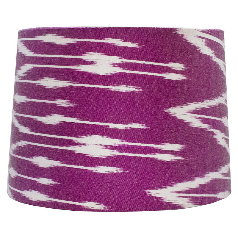 Hot Pink Hamsa Empire Lampshade
