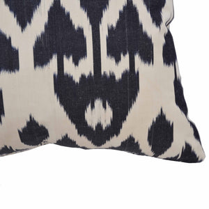 Shadow Ikat Cushion