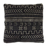 black mountain mudcloth cushion by nomad design