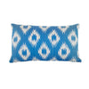 miro ikat cushion nomad design england