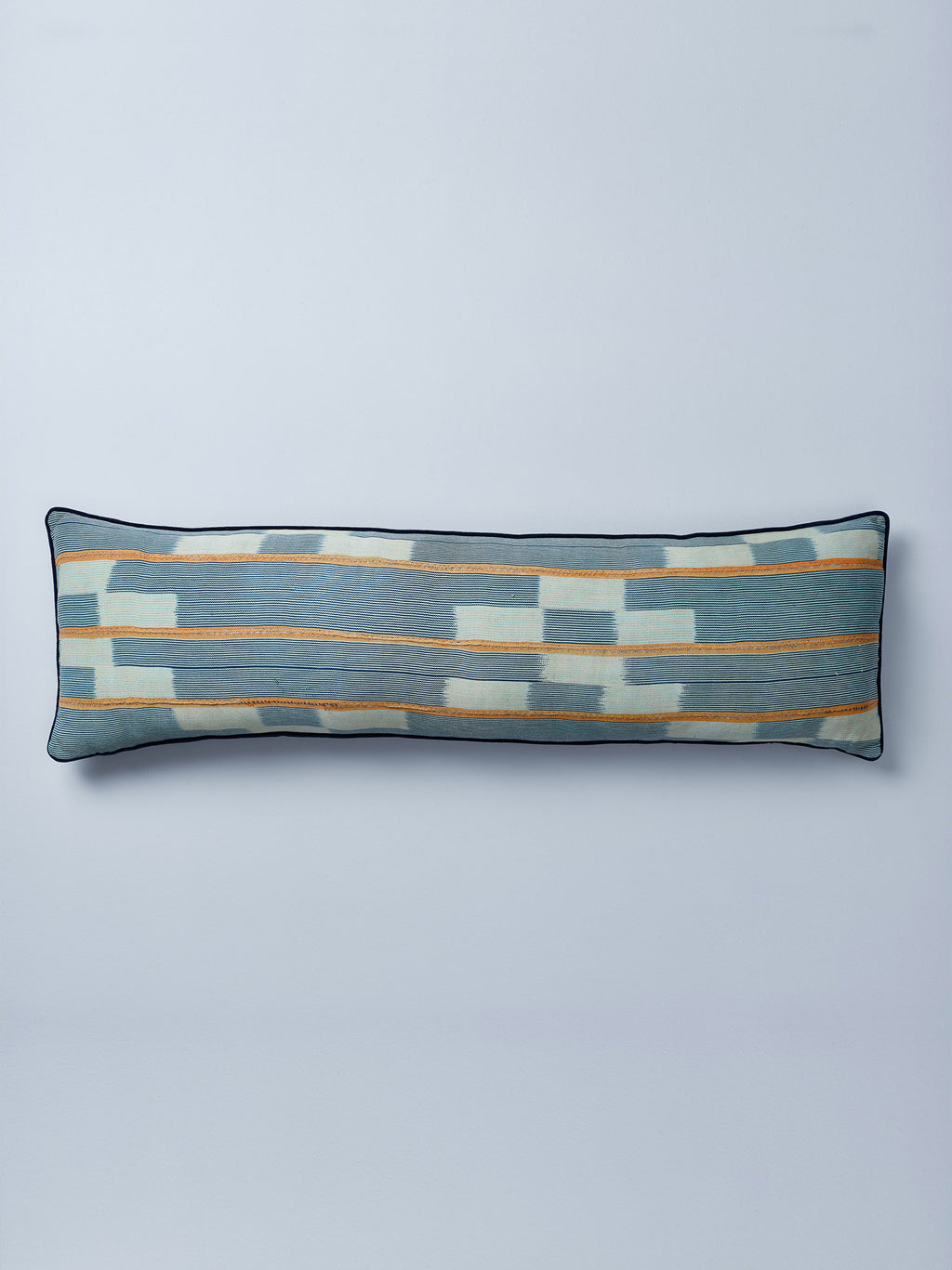 baulé ikat cushions by nomad design