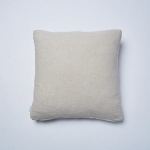 linen cushion back nomad deisgn