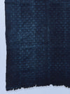 Deep Indigo Mali Mud Cloth