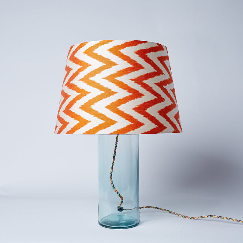 Orange Frankie Empire Lampshade