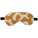 Orange Jess Eye Mask
