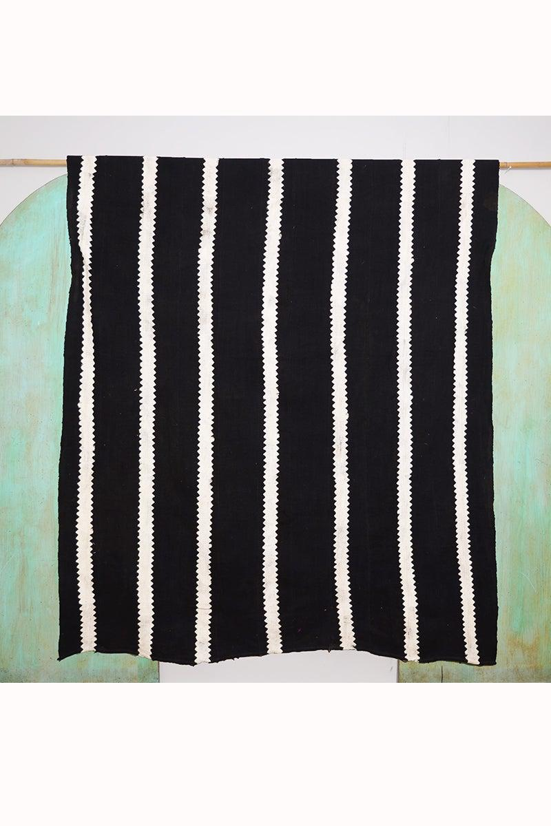 Riverbed Mudcloth Throw