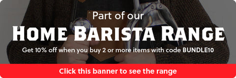 Home Barista Range – Save 10% on 2 or more items