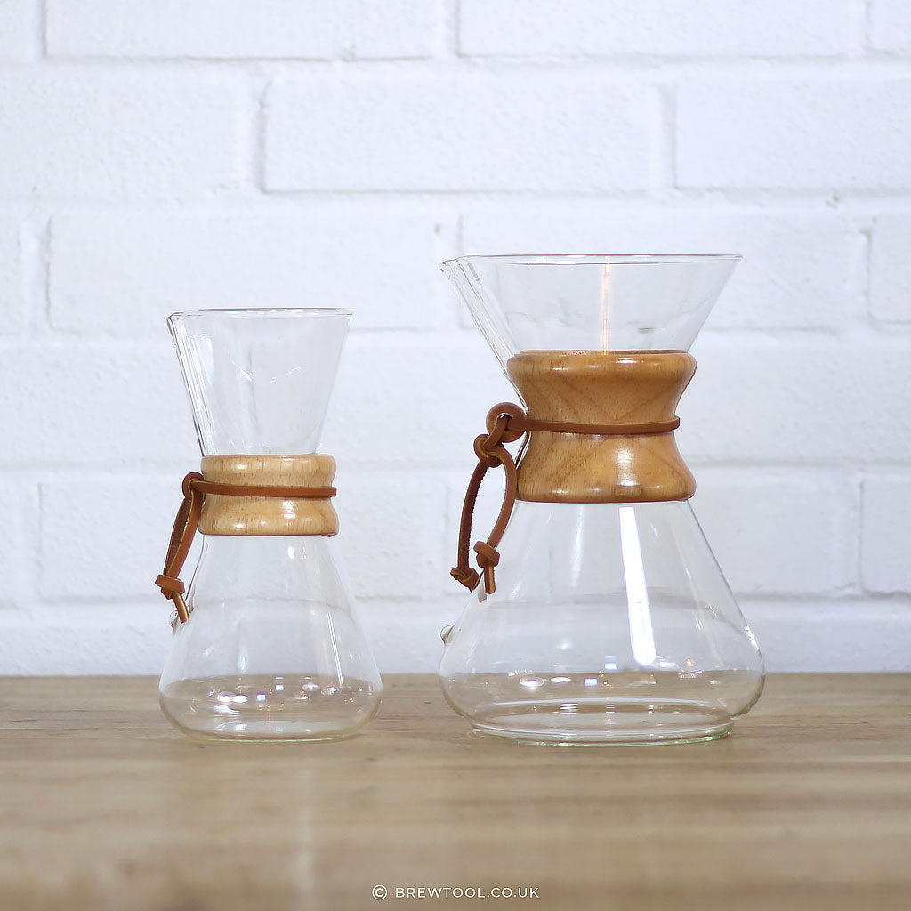 Chemex Classic (3-cup and 10-cup)