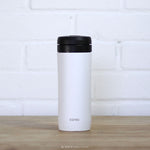 Espro Travel Press in Chalk White