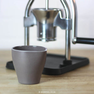 ROK Coffee GrinderGC bamboo cup | BrewTool.co.uk