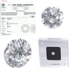 1.14CTW D VS1 GIA Round Brilliant Cut Engagement Ring Loose Diamond 10875402
