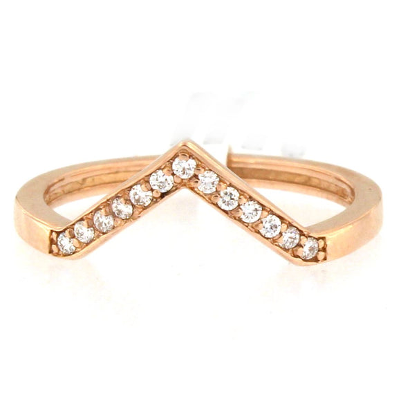 Arrow Diamond Ring