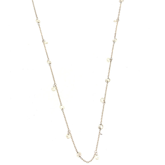 Diamond Twinkle Necklace