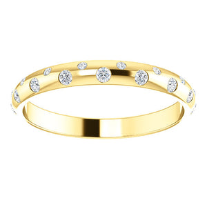 Spotted Diamond Band