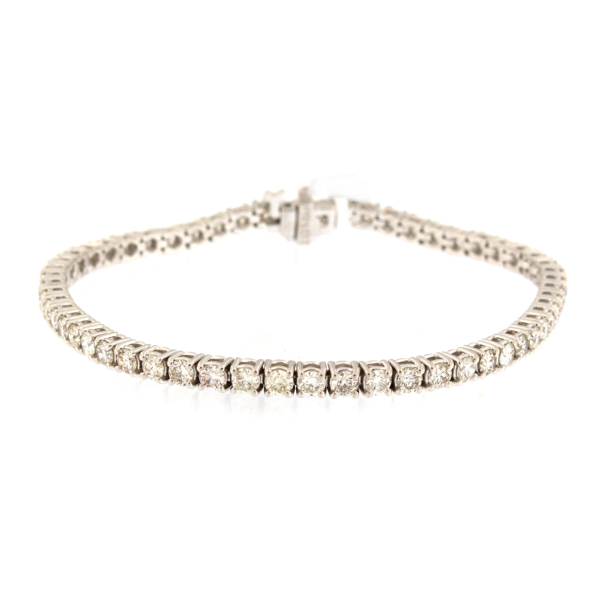 en champagne tennis bracelet anklet it rb