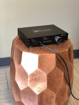 Broadway by Eleven XI Audio Fully Balanced Battery Headphone Amplifier