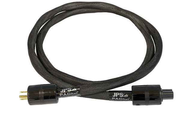 JPS Labs PAC Black High Power AC Cable