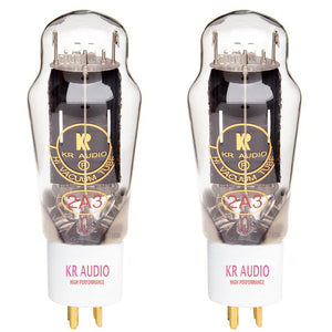 KR Audio 2A3 HP Tubes